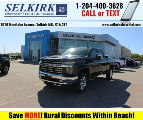 2020 Chevrolet Silverado 2500HD LTZ  - Diesel Engine