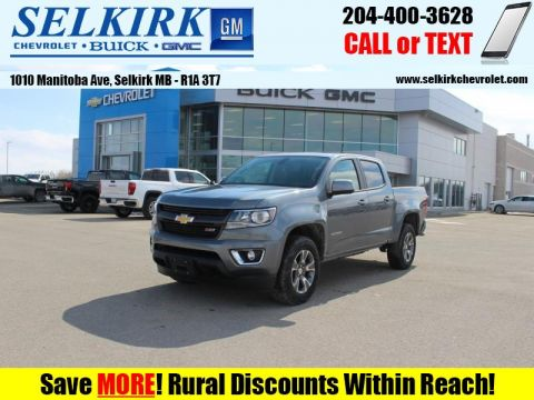 2020 Chevrolet Colorado 4WD Z71  - Heated Seats