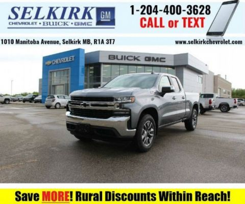 2019 Chevrolet Silverado 1500 LT  - Heated Seats