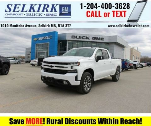 2019 Chevrolet Silverado 1500 RST  - Leather Seats