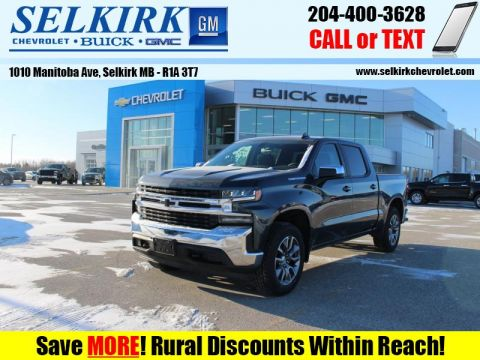2020 Chevrolet Silverado 1500 LT  - Heated Seats