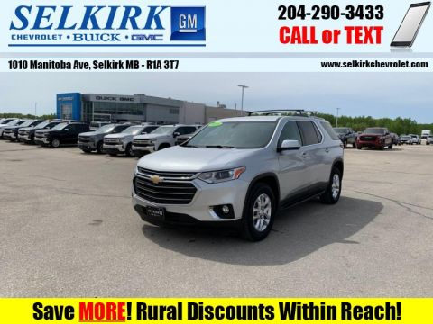 2018 Chevrolet Traverse LT Cloth  - Bluetooth