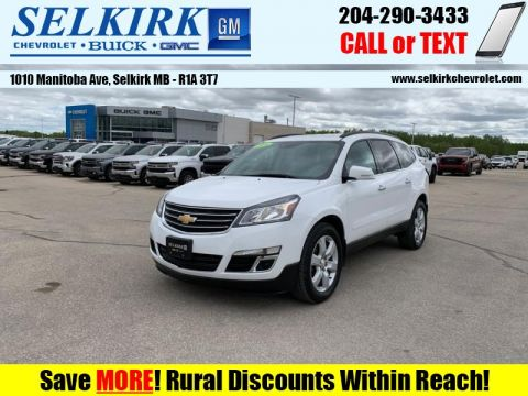 2016 Chevrolet Traverse 1LT  - Heated Seats