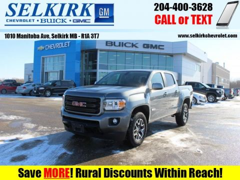 2020 GMC Canyon All Terrain  - Heated Seats - SiriusXM