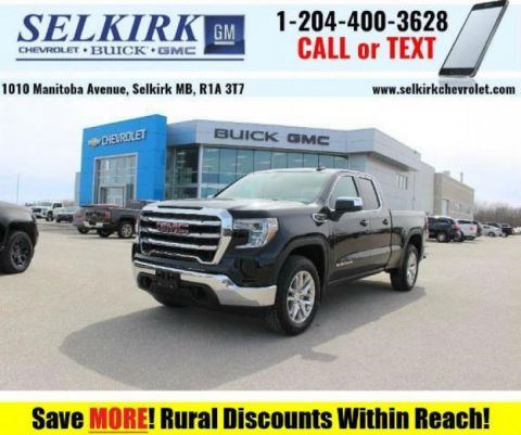 2019 GMC Sierra 1500 SLE  - Kodiak Edition