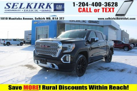 2020 GMC Sierra 1500 Denali  - Navigation - Sunroof