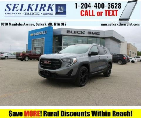 2020 GMC Terrain SLE  - Navigation - Heated Seats