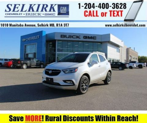 2019 Buick Encore Sport Touring  - Sunroof