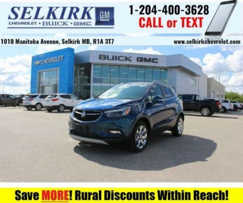 2019 Buick Encore Essence  - Leather Seats - Navigation