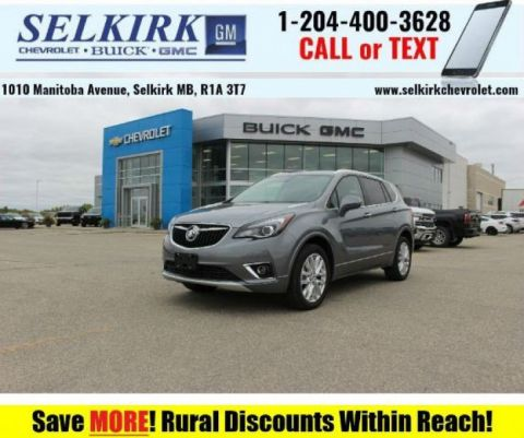2020 Buick Envision Premium  - Navigation - Power Liftgate