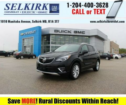 2020 Buick Envision Premium II  - Sunroof - Navigation
